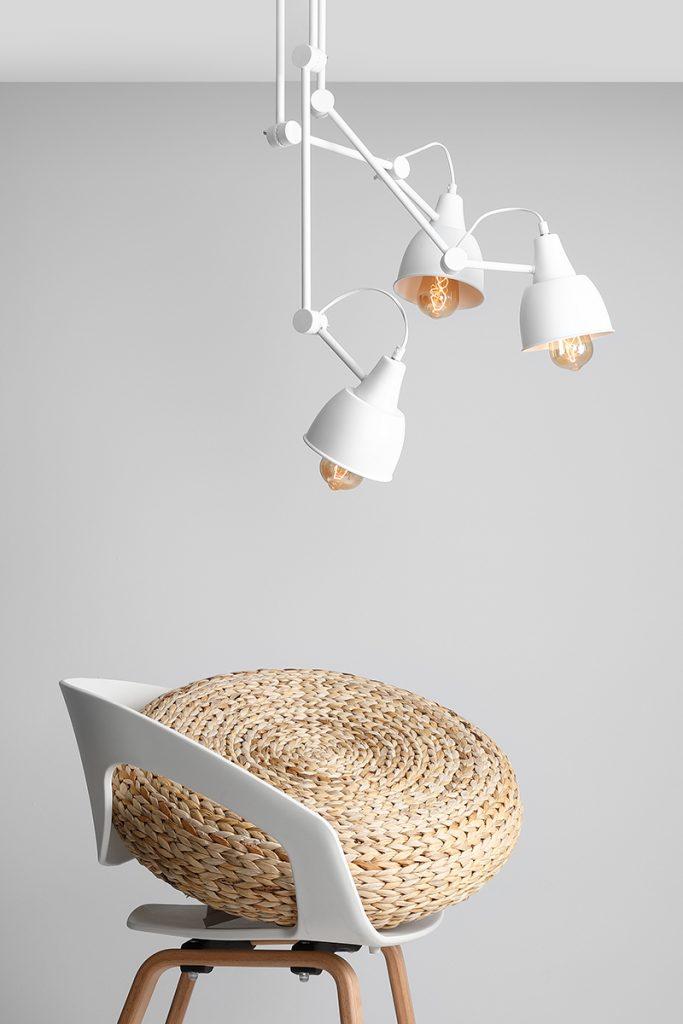 nowoczesne oświetlenia