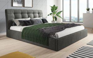 najlepsze łóżko do sypialni z materacem