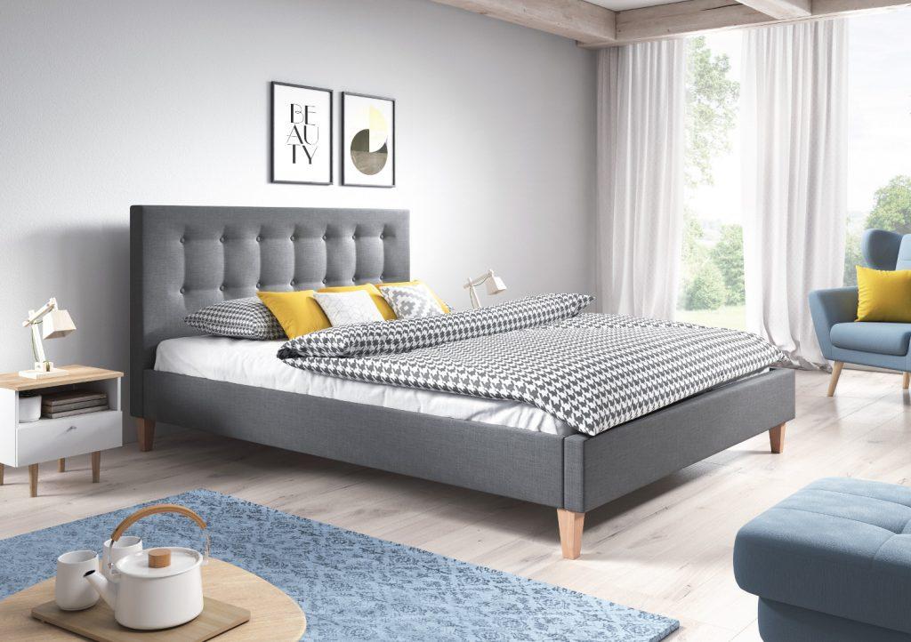Łóżka do sypialni Najlepsze łóżka sklep zmeblami.pl