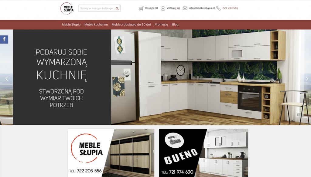 MebleSlupia.pl - Meblowy Sklep Internetowy