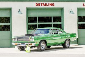 automobile paintwork