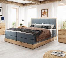 Wielki asortyment łóżek tapicerowanych i foteli